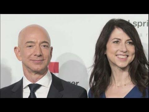【!?】Amazonのベゾス離婚で元嫁が7兆円ゲットするという事実・・・結婚のコスパ良すぎィ!