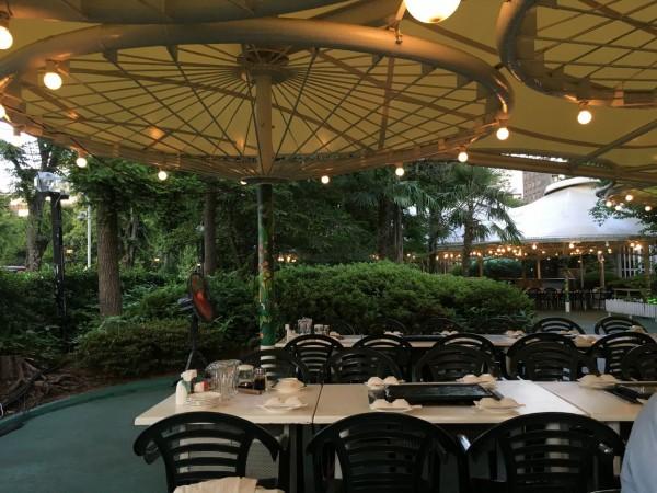 東京 プリンス ホテル ビアガーデン