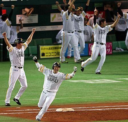 動画】2014年 日本シリーズ第4戦 ソフトバンクVS阪神【サヨナラシーン ...