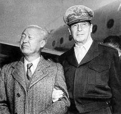 李承晩ライン宣言当時の韓国情勢 朝鮮戦争 : 竹島研究