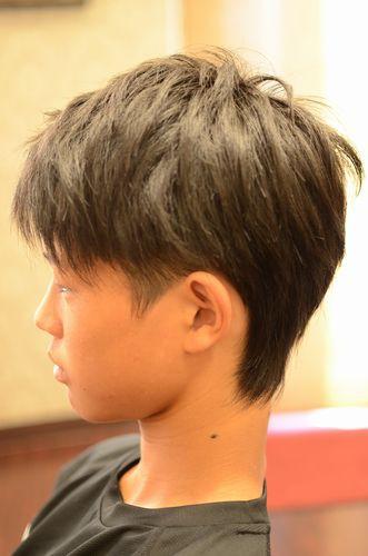 髪型 中学生 男子 ショート Khabarplanet Com