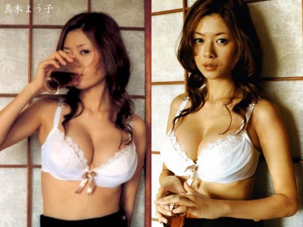 真木よう子 (6) : 縛られた女性有名人たち