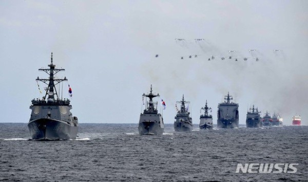 アジア諸国「俺たちは日本に付くから」⇒ 韓国観艦式、ボイコット表明国続出wwwww