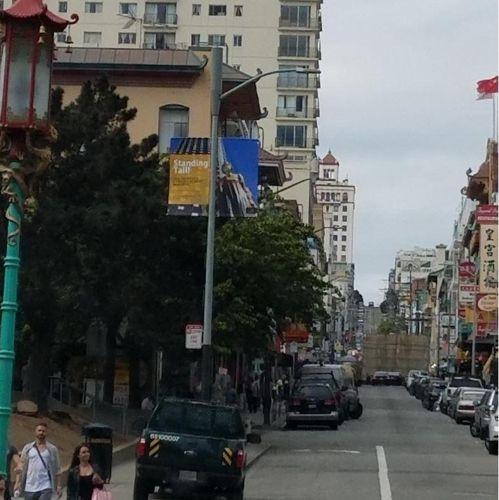 【画像】 韓国人に乗っ取られたサンフランシスコのジャパンタウンの現在・・・