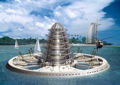 海上都市(6) : うろたえる紙魚は泳ぐ・・・・・・・・