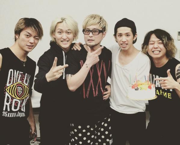 one ok rock 愛媛