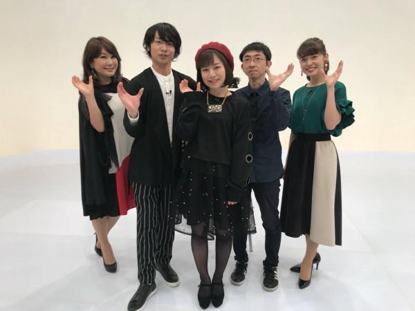 SKE48青木詩織が映画MANIAの収録に参加し出演者におしりんポーズωをさせるwww