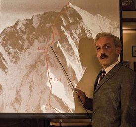 ヒマラヤ 運命の山 : 佐藤秀の徒然幻視録