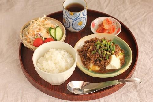 マーボ 豆腐
