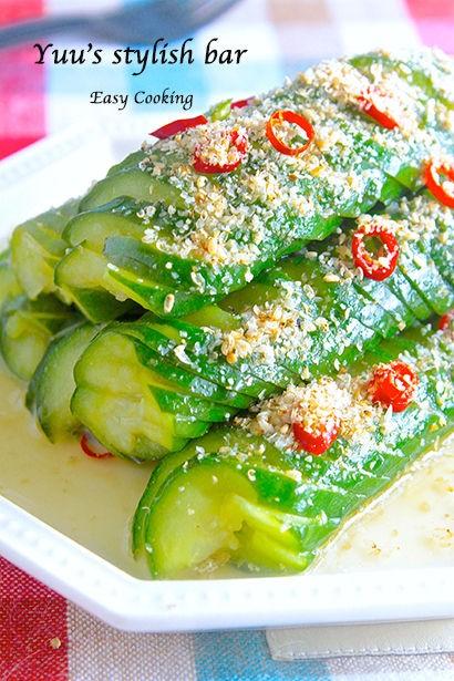 東海 漬物 きゅうり の キュー ちゃん レシピ