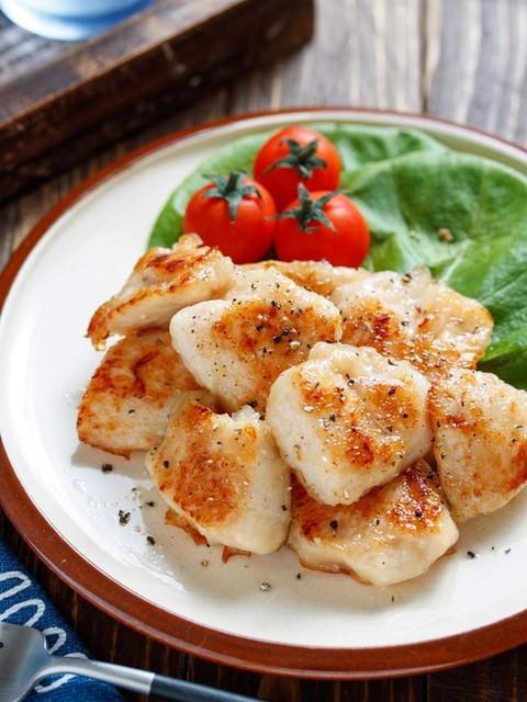 胸 肉 レシピ 鶏 簡単